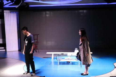 365亚洲最新线路网址表演专业暨戏剧社戏剧汇报演出成功举行