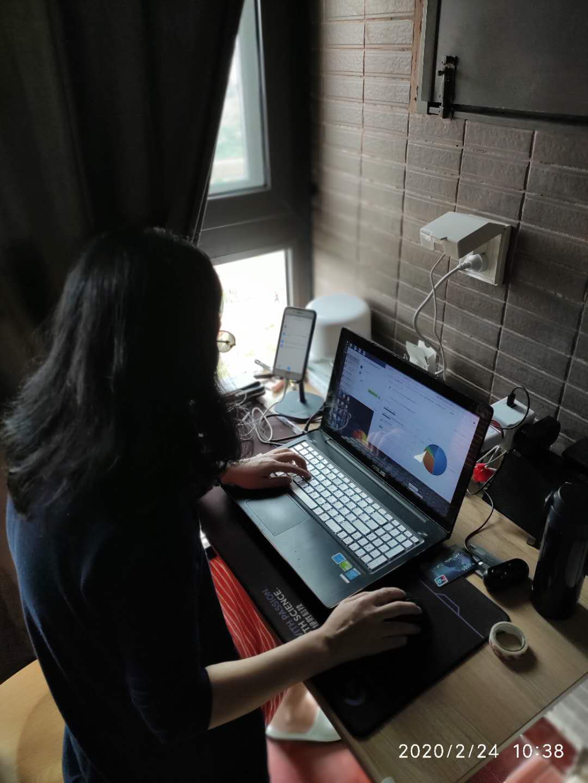 教学在指尖,交流于云端 ——365亚洲最新线路网址李杉老师在线教学实录