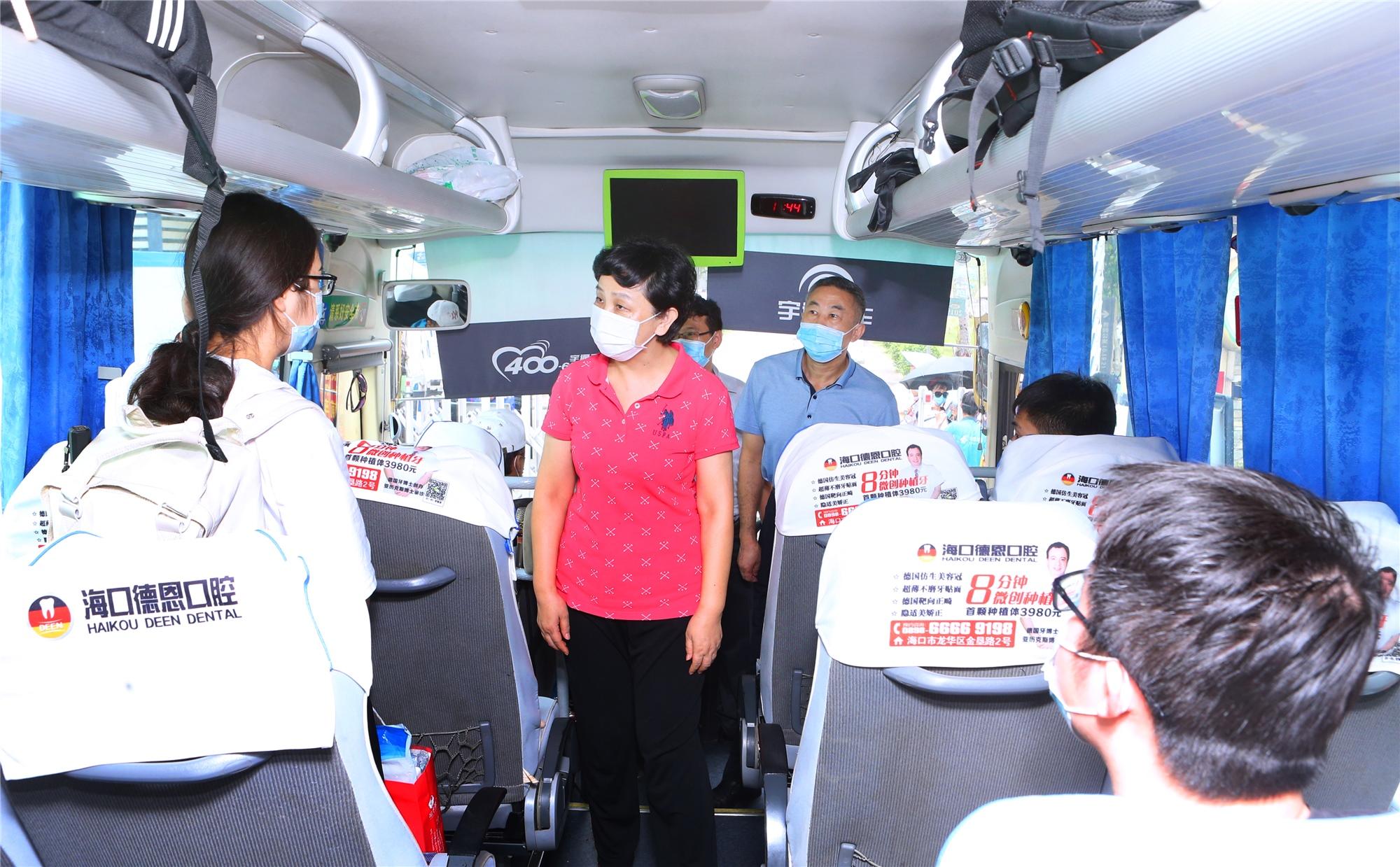 李红梅:保证各项监测数据真实准确,维护师生身心健康