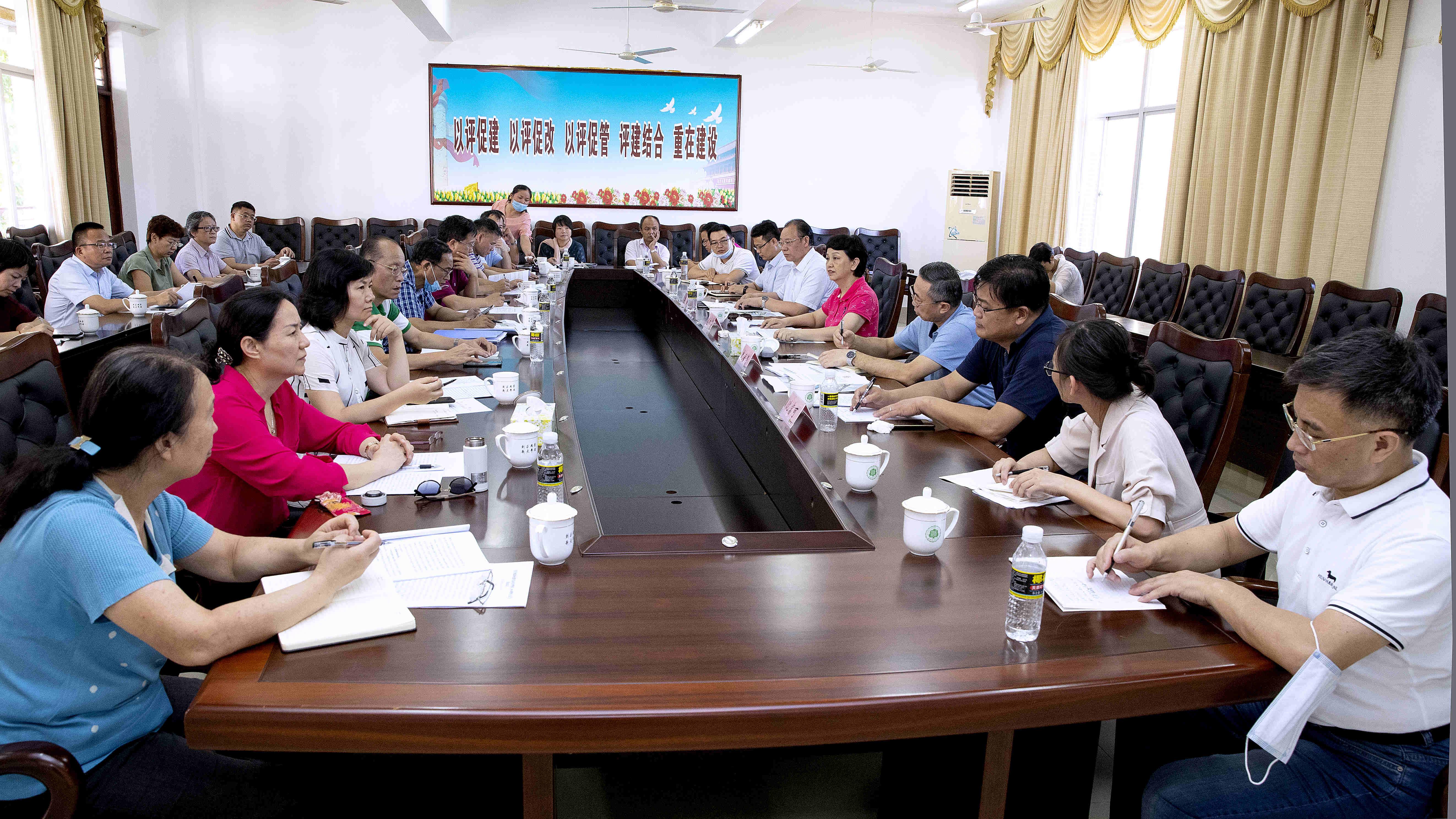"""王红梅:精准对标、统筹规划,建设""""内外兼修""""的共享校园"""