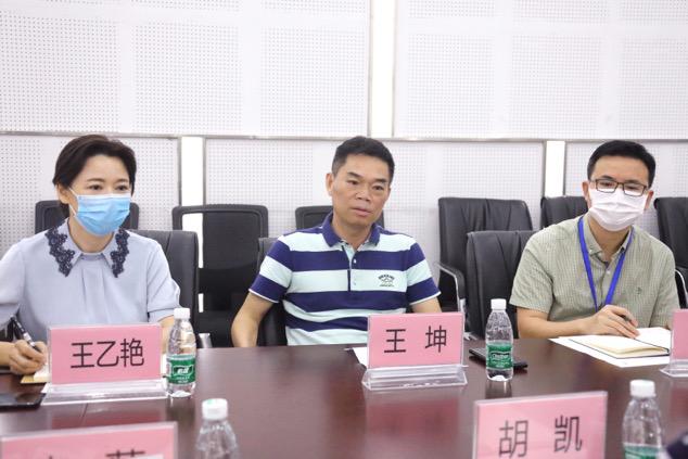 学院赴海南广播电视总台开展专业实践教学及就业情况专题调研