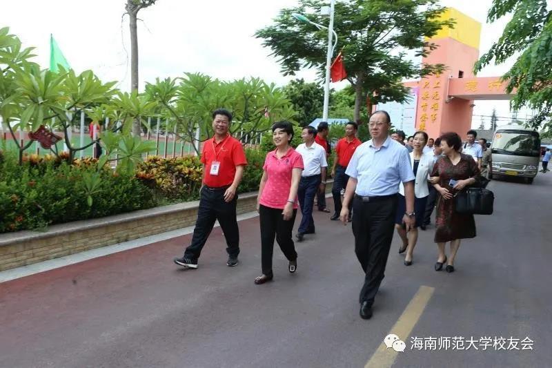 李红梅带队到东方市调研并签署市校战略合作协议