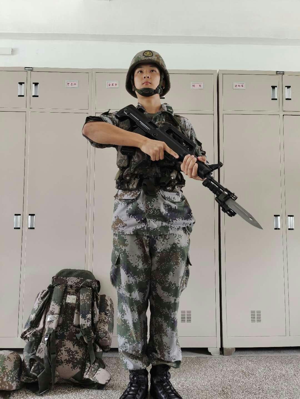 【喜报】参军报国,成就梦想——我院参军入伍学生陈晓雷考入军校