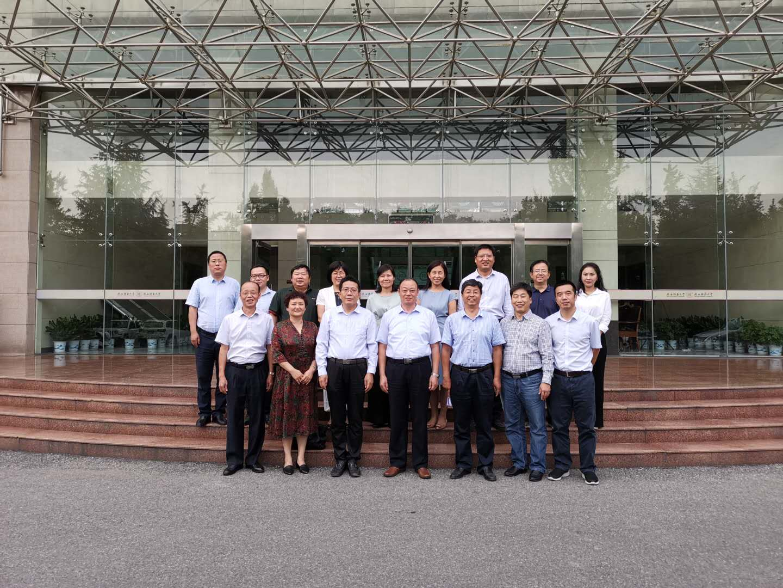 校领导带队赴陕西师范大学推进对口支援工作