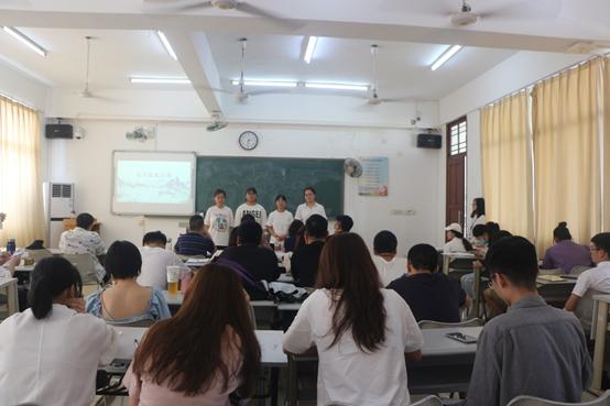 青年之声・记历史文化学院2020―2021学年院级教师技能大赛
