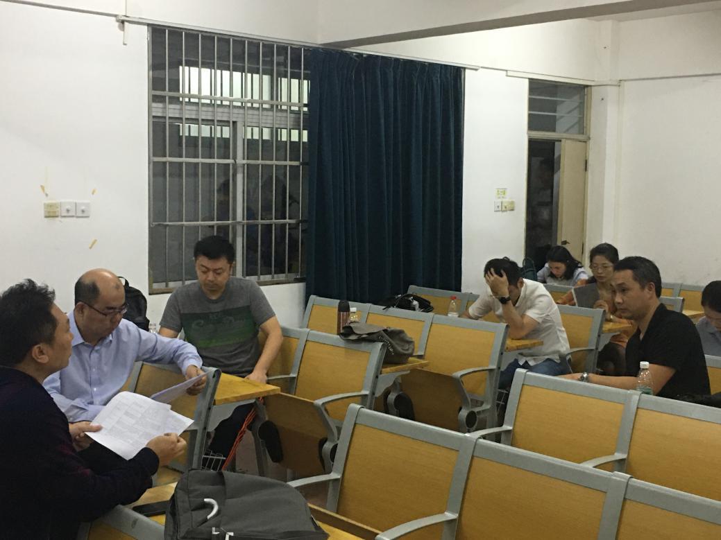 学院召开中俄合作办学项目迎评工作推进会