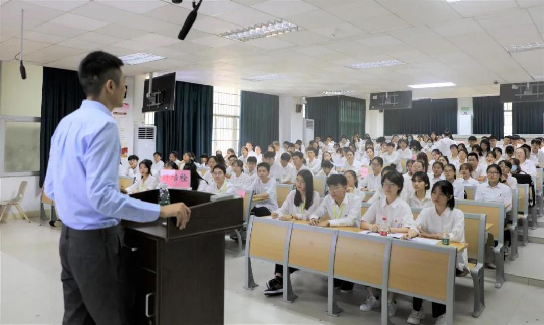 校团委举办第三期青年马克思主义者培养工程专题培训