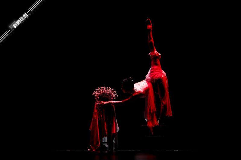 """音乐学院学生王恩娜获""""中南六省(区)十佳青年优秀舞者""""荣誉称号"""