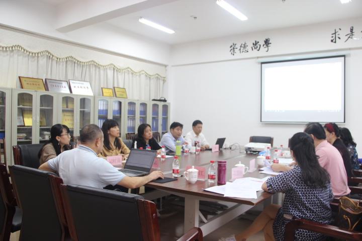 云顶国际开展第二批通识教育核心课中期检查工作