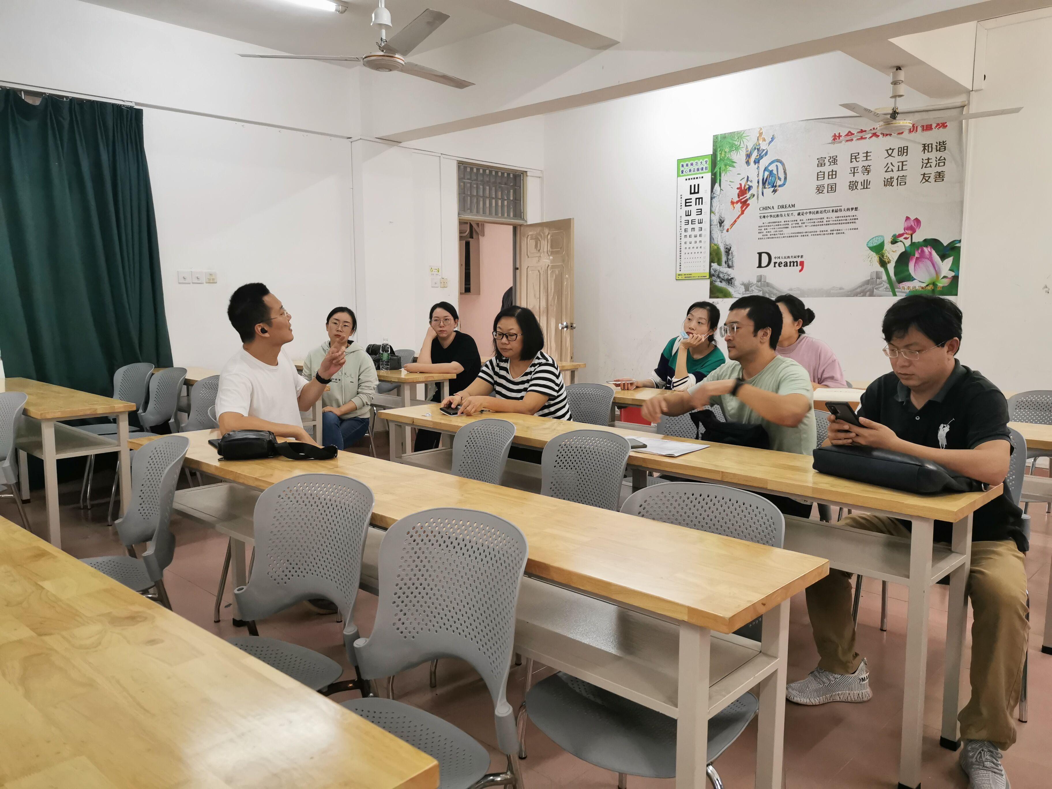 365亚洲最新线路网址召开广播电视编导专业建设研讨会