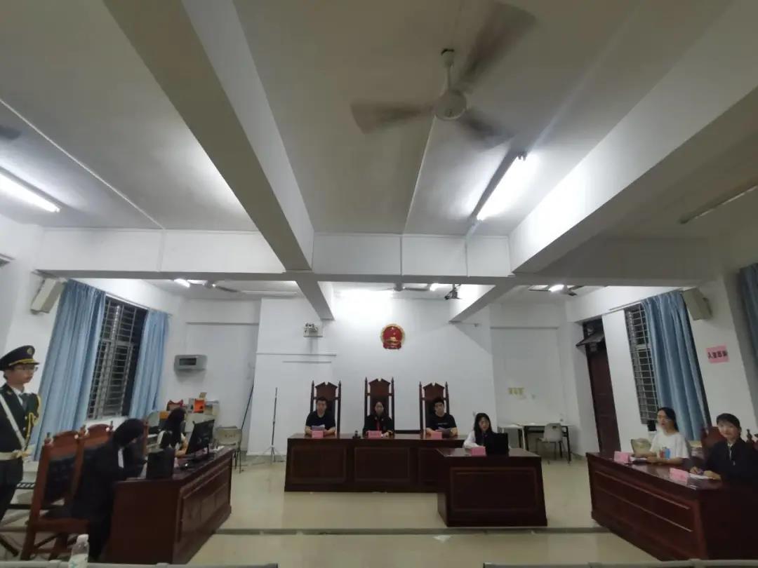 """新葡亰娱乐场官网丨""""大学生启航计划""""之模拟法庭活动"""