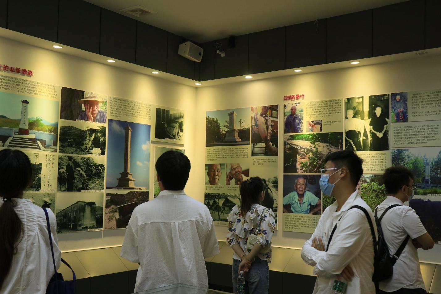 365亚洲最新线路网址学生党支部 赴冯白驹故居等地开展党员学习活动