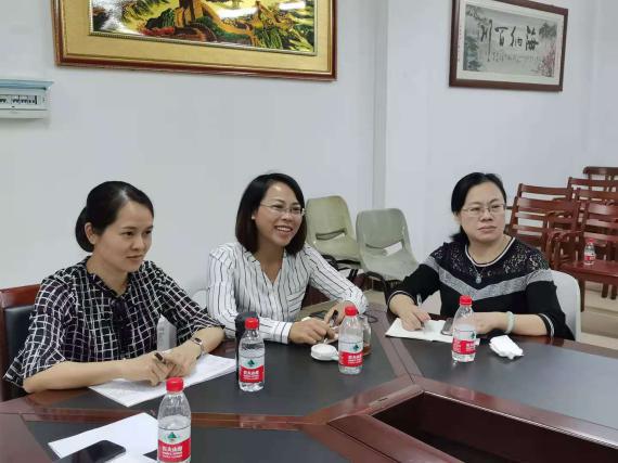 广西财经学院马克思主义学院访问团莅临我校交流