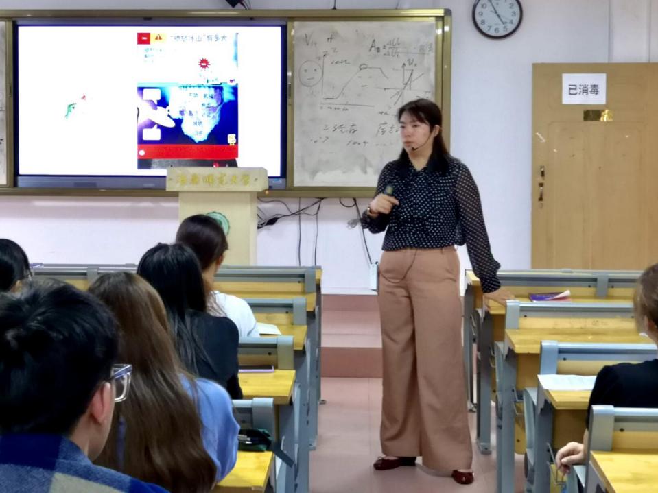 """""""做情绪的主人一一积极感受情绪的力量""""——记第一期""""红色学堂""""课程的第五次课"""