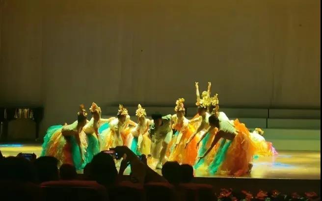 逐梦舞台,舞动人生