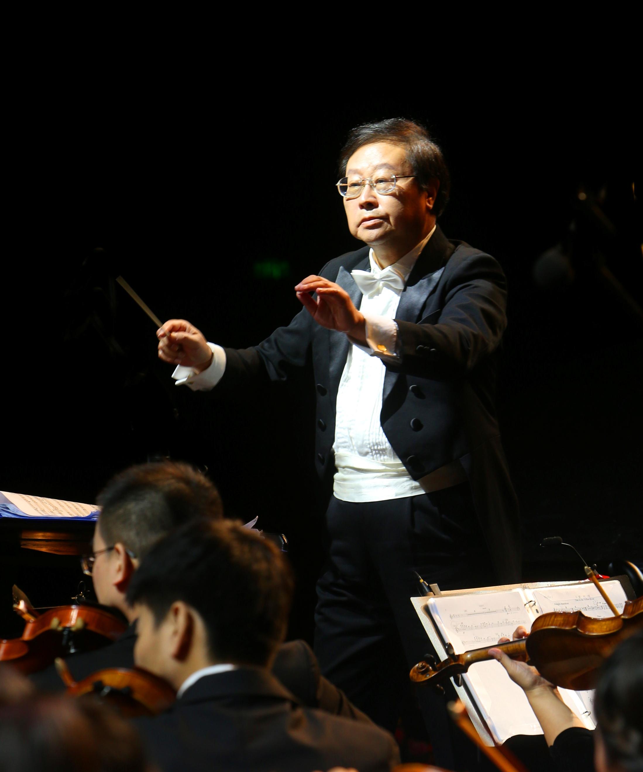 音乐学院承办海南新年交响音乐会,颂扬中国共产党百年辉煌历程