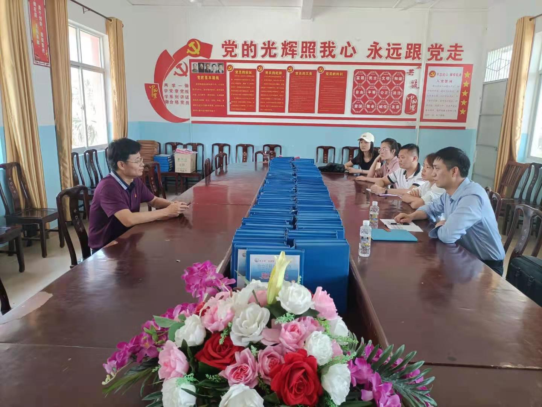 海南省教师教育改革与创新试验区(定安)顶岗支教巡查指导工作纪实(一)