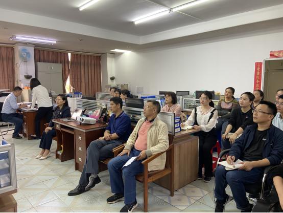 机关党委第五支部关于观看《榜样5》专题节目的情况报告