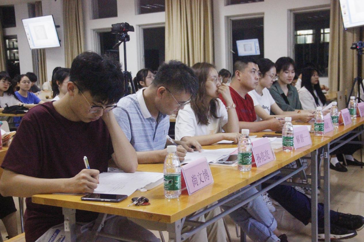青年之声·记文学院演讲比赛暨诗词大会