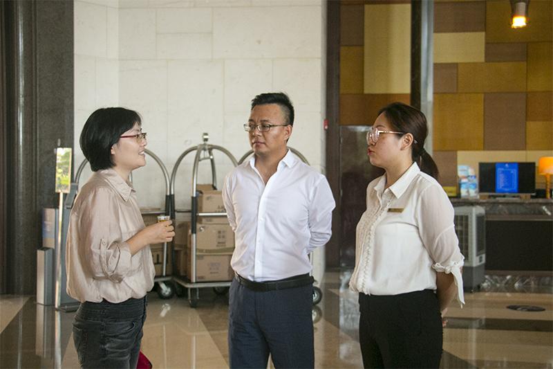 新认知,新起点—国家正规网投平台赴海南澄迈富力希尔顿逸林酒店见习
