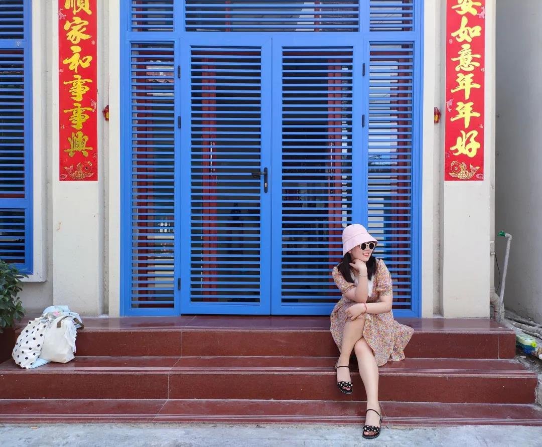 廖家璐:五星红旗下成长的她,不负韶华