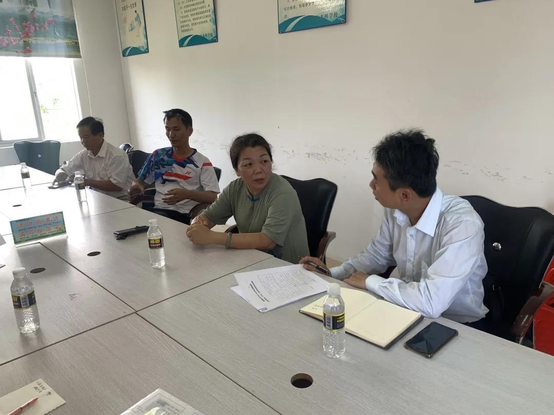 """2021暑期""""三下乡"""" 支教活动启程:考察海南定安龙州中心小学"""